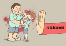 山东一高中女生遭多人扇脸辱骂,校园暴力怎么处罚